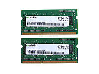 Память Mushkin 8GB (2x4GB) DDR3 SO-DIMM 1333Mhz MacBook Pro iMac Mac mini