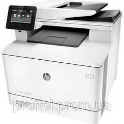 Многофункциональное устройство HP Color LJ Pro M477fnw c Wi-Fi (CF377A)