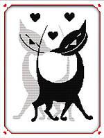 Вышивка крестом Идейка Быть вместе (ide_D179) 37×46 см