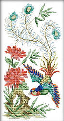 Набор для вышивки Идейка Нежные птички (ide_D194) 28×44 см