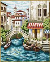 Набор для вышивки Идейка Венеция (ide_F239) 46×57 см