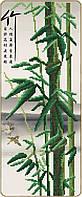 Набор для вышивки Идейка Бамбук (ide_H070) 22×43 см