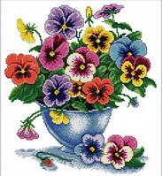 Набор для вышивки Идейка Незабудки (ide_H340) 41×44 см