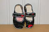 Тапочки на хлопчика Віталія 23,24 р камуфляж, фото 3