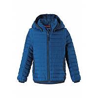 Синяя куртка-жилет деми 2 в 1 для мальчика Reima Fleet размеры 158 весна;осень;деми мальчик TM Reima 531389-6710