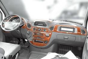 Накладки на панель Mercedes Sprinter W901 CDI (2000-2006 г. в.)