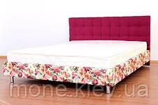 """Кровать """"Хлоя"""" двуспальная с мягким изголовьем, фото 3"""