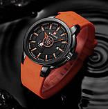 Мужские наручные кварцевые часы Naviforce NF9107-BBO, фото 2