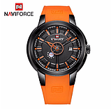 Мужские наручные кварцевые часы Naviforce NF9107-BBO, фото 4
