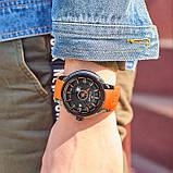 Мужские наручные кварцевые часы Naviforce NF9107-BBO, фото 5