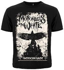 Футболка Motionless In White (Phoenix), Размер M
