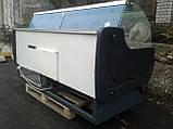 Холодильная витрина 2 м. Технохолод б/у, холодильный прилавок б/у, гастрономическая витрина б у, фото 8
