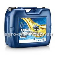 Масло универсальное Neste Farm Universal 10W-30 (20 л.) полусинтетическое