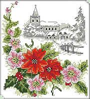 Набор для вышивки Идейка Весенний день (ide_H352) 27×32 см