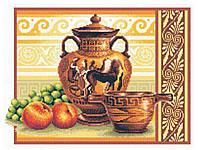Вышивка крестиком Идейка Натюрморт (ide_J014) 54×42 см