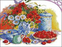 Набор для вышивки Идейка Яркий натюрморт (ide_J108) 56×44 см