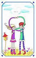 Набор для вышивания Идейка Любовь (ide_R043) 36×54 см