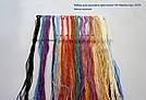 Набор для вышивки Идейка Девушка с розой (ide_R339) 46 х 46 см, фото 4