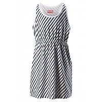 Белое летнее платье Sointu размеры 104;110;116;122;128;134;140;146 лето девочка TM Reima 535010-0102