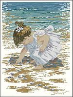 Набор для вышивания Идейка На побережье 2 (ide_R487) 40×52 см