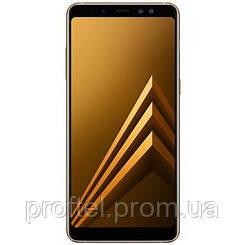 Мобильный телефон Samsung SM-A730F (Galaxy A8 Plus Duos 2018) Gold (SM-A730FZDDSEK)