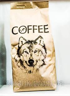 Кофе Bombene Wolf 1кг арабика 30%/ робуста 70%