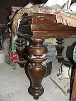 Ноги для бильярдного стола (точеные)