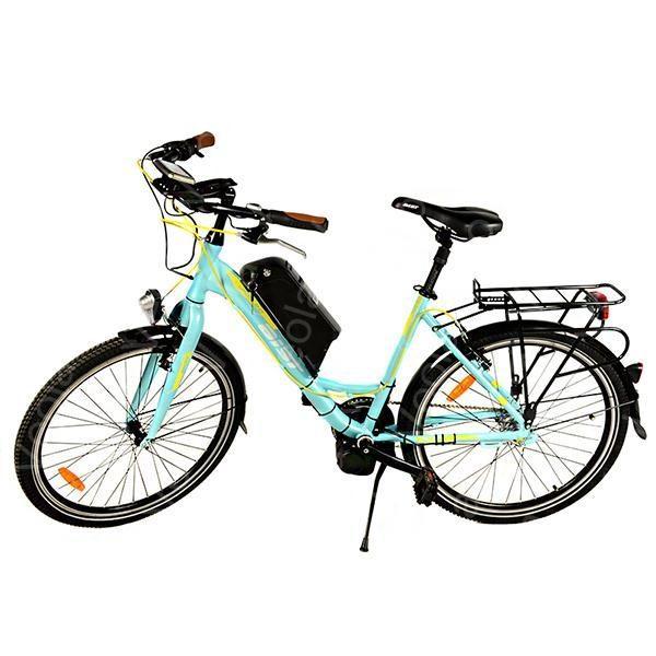 Электровелосипед АИСТ JAZZ-MIDdrive 350W/36V (литиевый аккумулятор 36V)