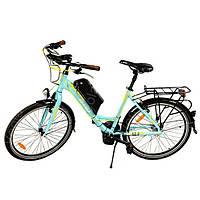 Электровелосипед АИСТ JAZZ-MIDdrive 350W/36V (литиевый аккумулятор 36V), фото 1