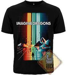 "Футболка Imagine Dragons ""Believer"", Размер L"