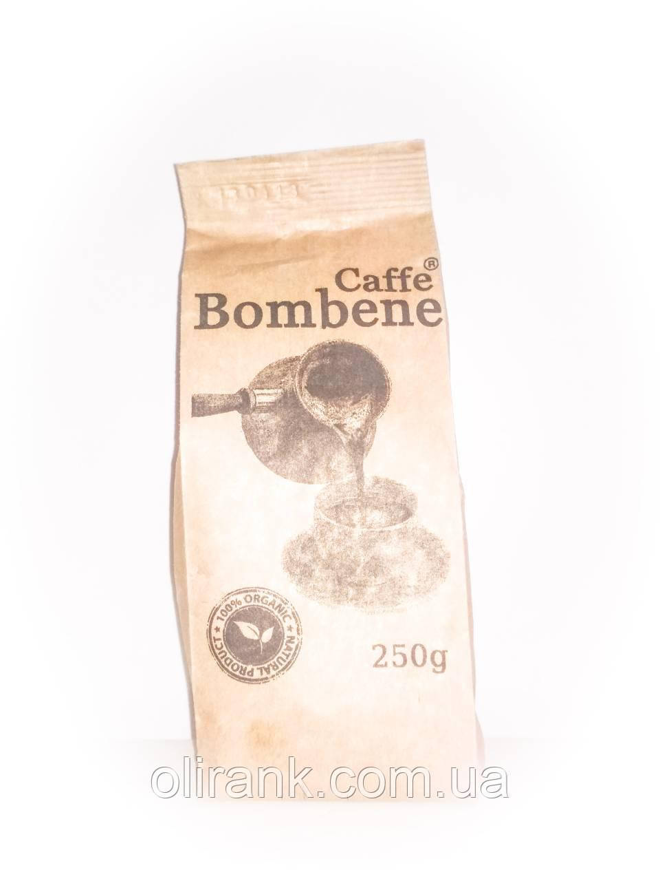 Кофе Bombene Молотый молотый  100 % Арабика  250 грм
