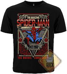 Футболка Spider-Man (Marvel), Размер S