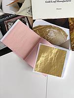 Сусальное золото трансферное 9х9см. Giusto Manetti