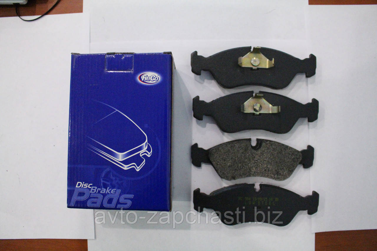 Колодки тормозные WVA 21190 Daewoo Espero,Opel Vectra(А),Omega(А),Astra,Calibra-передние (пр-во Фрико)