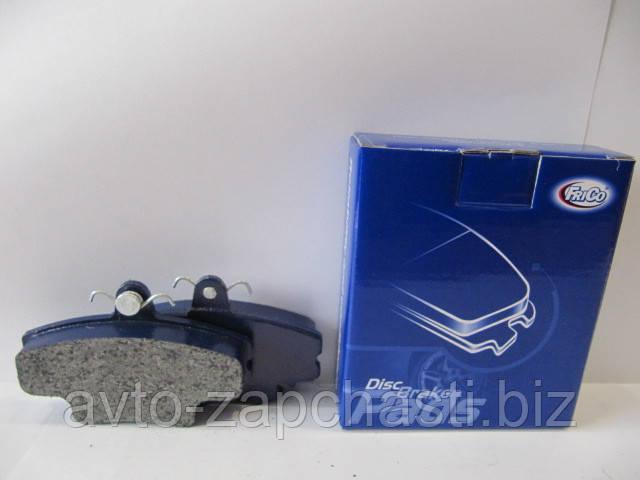 Колодки тормозные WVA 21463 Logan Dacia,Renault Clio,ClioII,Espace I,Megane Scenic9-30,Peugeot205,309-передние (пр-во Фрико)
