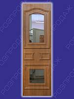 Сэндвич панели дверная модель Рубин
