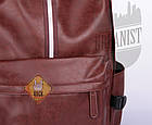Рюкзак Oxford Saddle brown, фото 3