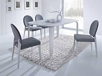Стол обеденный деревянный Mezzo Signal белый