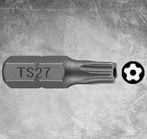 Биты 5-лучевые с отверстием (TS)
