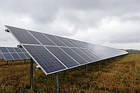Система креплений солнечных батарей для наземного размещения на 62 шт (20 кВт), фото 1