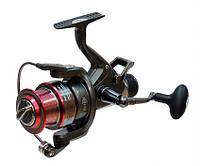 Котушка риболовна Bratfishing COYOTE 3000 BAITRUNNER RD 6+1BB + додаткова шпуля