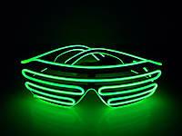 Светящиеся LED очки, фото 1