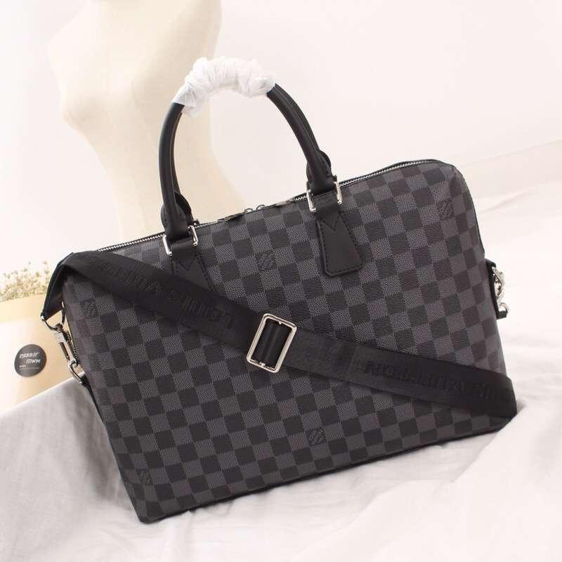 92245d3d76e9 Сумка портфель из канвы Damier Graphite Louis Vuitton 48224: продажа ...