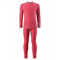 Комплект розового термобелья Cepheus размеры 150 осень;зима;весна девочка TM Reima 536217-3360