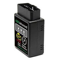 ✸Диагностический Adapter Lesko V02H2-1 Bluetooth 2.0 OBD2 обнаружение неисправностей напряжение 9/16 (V), фото 2