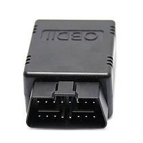 ✸Диагностический Adapter Lesko V02H2-1 Bluetooth 2.0 OBD2 обнаружение неисправностей напряжение 9/16 (V), фото 3