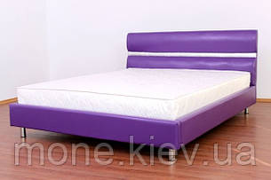"""Кровать """"Агата"""" двуспальная с мягким изголовьем, фото 2"""