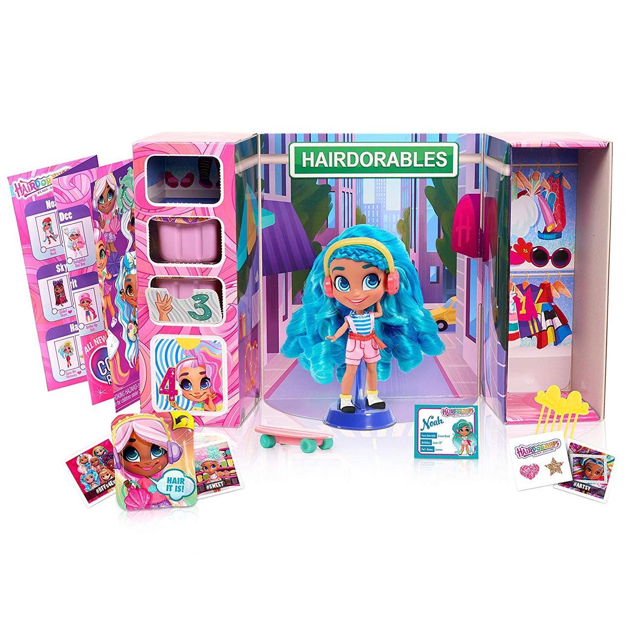 Кукла Хэрдораблс 2 серия Hairdorables Dolls Series 2