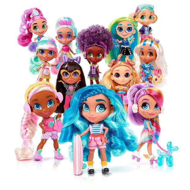 Кукла Hairdorables Series 2