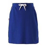 Темно-синяя летняя юбка Strawberry размеры 104;164 лето девочка TM Reima 536270-6840